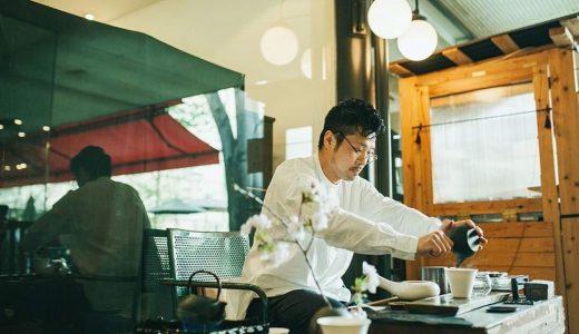 株式会社 お茶の清香園:茶師 戸川 裕章さん